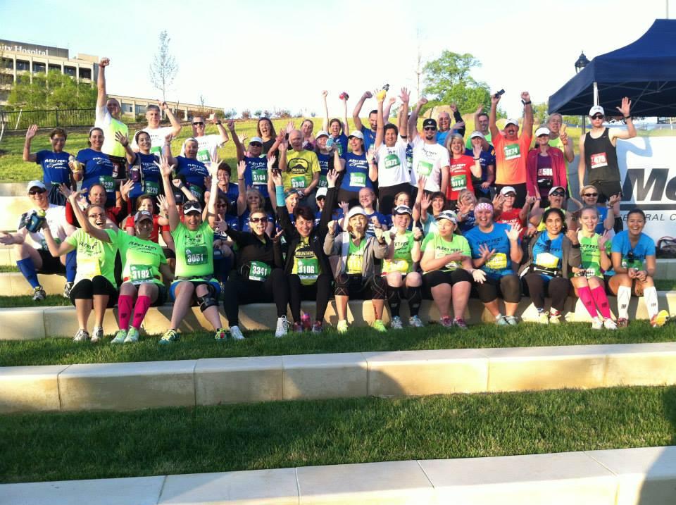 Blue Ridge Marathon Training