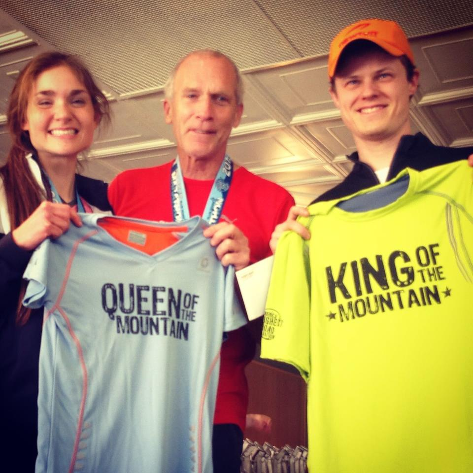 Fleet Feet Sports King/Queen of the Mountain Challenge