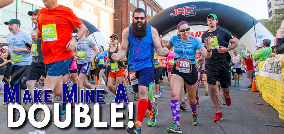 Double Marathon Annoucement 2017