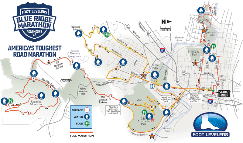 Spectators - Foot Levelers Blue Ridge Marathon on map of brown mountain, map of north carolina, map of catalina highway, map of alexander county, map of brookneal, map of yosemite national park, map of montreat college, map of rappahannock county, map of brown county state park, map of mt mitchell, map of appalachian trail, map of nc arboretum, map of north asheville, map of san juan skyway, map of pilot mountain state park, map of appomattox river, map of big bend np, map of douthat state park, map of united states, map of skyline drive,